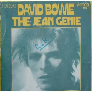 David Bowie The Jean Genie