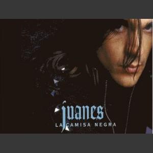 Juanes La camisa negra