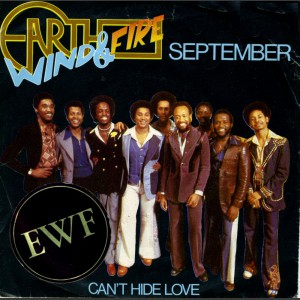 Earth, Wind & Fire September