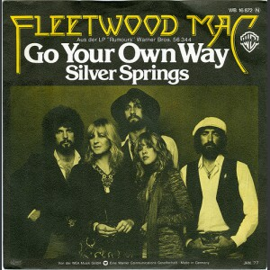 Fleetwood Mac Go Your Own Way