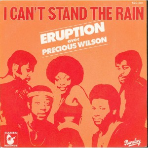 Eruption I can't stand the rain