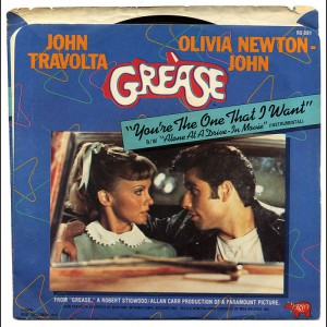 John Travolta & Olivia Newton-John You're The One That I Want