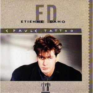 Etienne Daho Epaule Tatoo