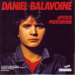 Daniel Balavoine Lipstick polychrome
