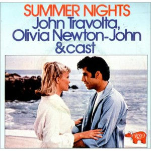 John Travolta & Olivia Newton-John Summer Nights