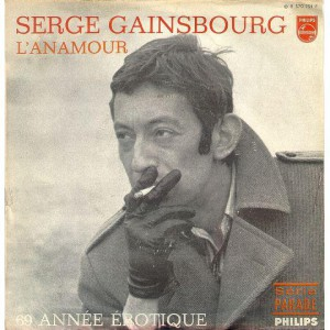 Serge Gainsbourg L'Anamour