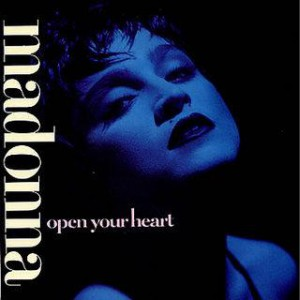 Madonna Open Your Heart