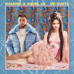Shakira & Anuel AA Me Gusta