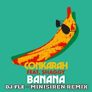 Conkarah ft. Shaggy Banana (DJ FLe - Minisiren Remix)
