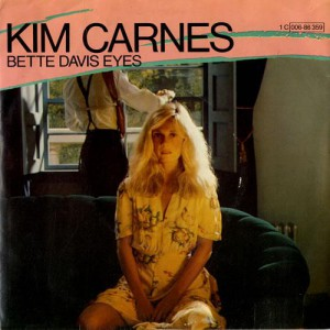 Kim Carnes Bette Davies eyes