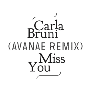 Carla Bruni Miss You (Mark Ralph Remix)