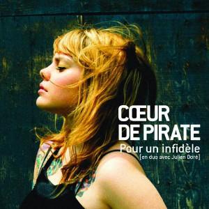 Coeur de Pirate et Julien Doré Pour un infidèles