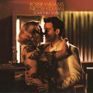 Robbie Williams & Nicole Kidman Somethin stupid