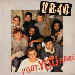 UB40 & The Pretenders I Got You Babe