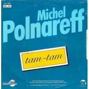 Michel Polnareff Tam-Tam (l'homme prehisto)