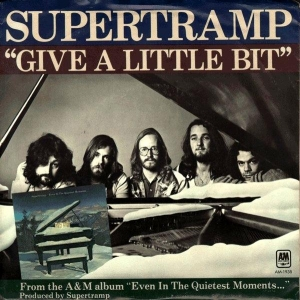 Supertramp Give A Little Bit
