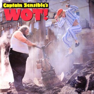 Captain Sensible Wot
