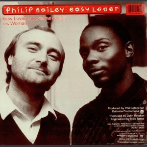 Phil Collins & Philip Bailey Easy lover