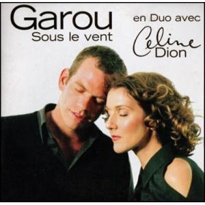 Céline Dion avec Garou Sous le vent