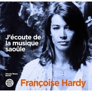 Francoise Hardy J'écoute de la musique saoule (Funky French League Remix)