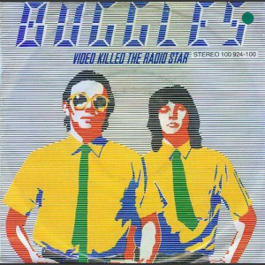 Buggles Video Killed the radio stars
