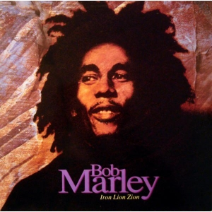 Bob Marley Iron Zion Lion