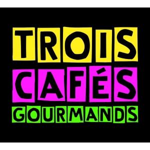 Trois cafés gourmands à nos souvenirs