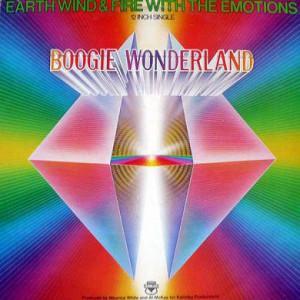 Earth, Wind & Fire Boogie Wonderland