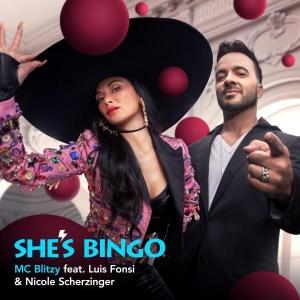 MC Blitzy ft. Luis Fonsi & Nicole Scherzinger She's BINGO