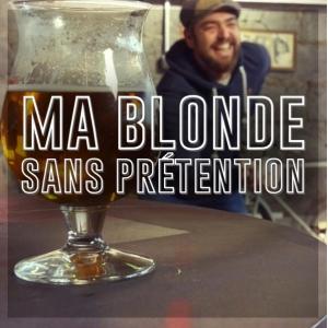 Sans Prétention Ma Blonde