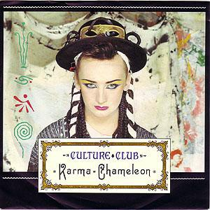 Culture Club Karma Chamelon