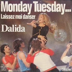 Dalida Laissez-moi Danser (Monday, Tuesday)