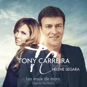 Tony Carreira feat. Hélène Ségara Les eaux de Mars