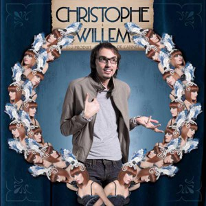 Christophe Willem Elu Produit De L'Année