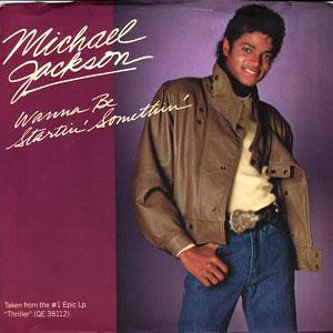 Michael Jackson Wanna Be Startin' Somethin'