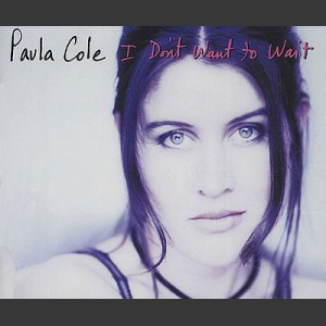 Paula Cole Band I don't want to wait