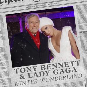 Lady Gaga Winter Wonderland (avec Tony Bennett)
