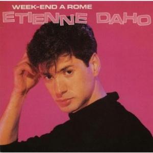 Etienne Daho week-end à Rome