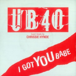 UB40 & The Pretenders I got you babe