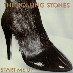 The Rolling Stones Start Me Up