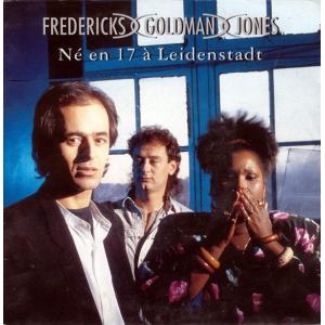 Fredericks Goldman Jones Né en 17 à  Leidenstadt