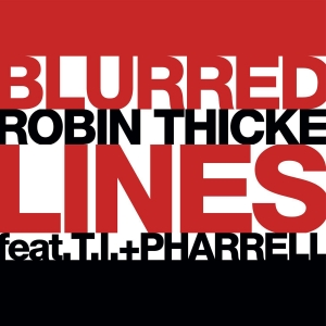 Robin Thicke ft Pharrell Williams Blurred lines