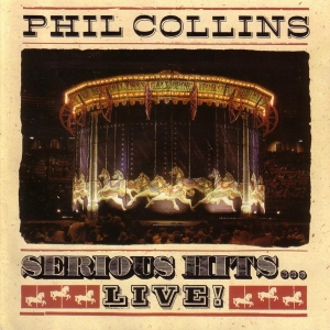 Phil Collins Two Hearts (live)