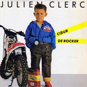 Julien Clerc Coeur de rocker