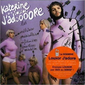 Philippe Katerine Louxor J'adore