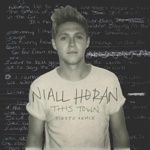 Niall  Horan This Town (Tiesto Remix)