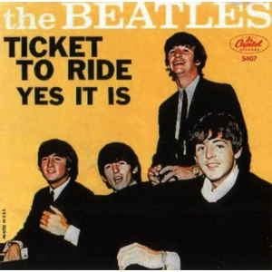 The Beatles Ticket To Ride