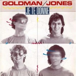 Jean-Jacques Goldman & Michael Jones Je te donne