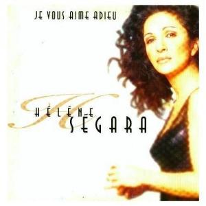 Hélène Segara Je vous aime adieu