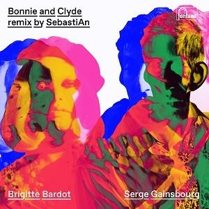 Serge Gainsbourg & Brigitte Bardot Bonnie And Clyde (SebastiAn Remix)